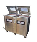Vacuum Packaging Machine Double Chamber